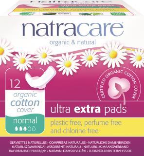 Natracare Ultra Regular Pads