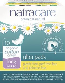 Natracare Ultra Long Pads