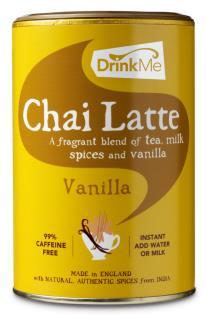 Drink Me Vanilla Chai