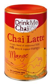 Drink Me Mango Chai