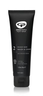 Green People 2 Soothing Shaving Gel
