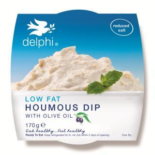 Reduced Fat Houmous Dip