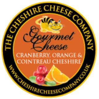 Cranberry, Orange & Cointreau Cheshire