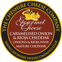 Caramelised Onion & Rioja Mature Cheddar