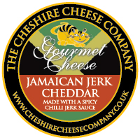 Jamaican Jerk Spicy Gourmet Cheddar