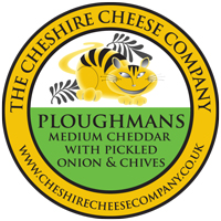 Ploughmans Pickled Onion & Chives Cheddar