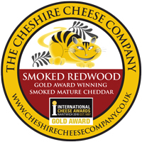 Smoky Redwood Cheddar