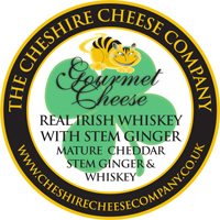 Irish Whiskey & Stem Ginger Cheddar