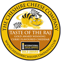 Taste of the Raj Curried Cheddar