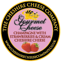 Strawberries, Cream & Champagne Cheshire