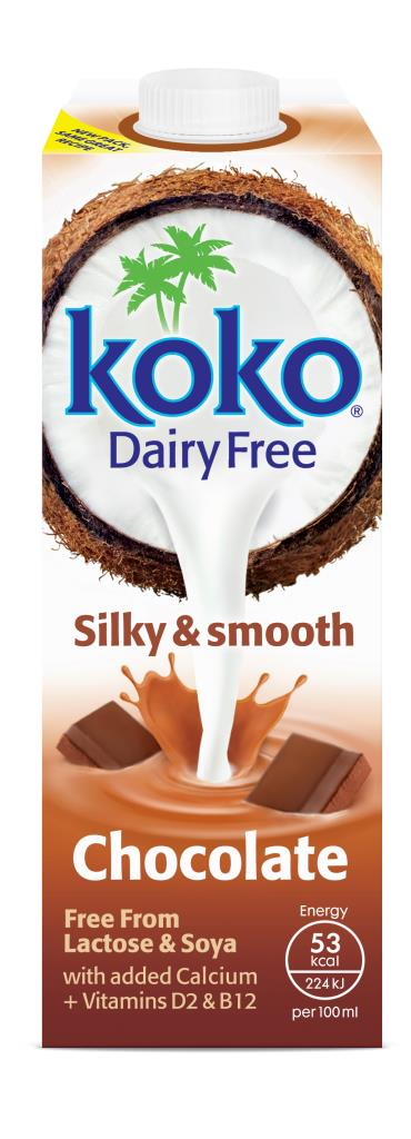 Koko Dairy Free Chocolate UHT 1 Litre