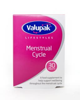 Valupak Menstrual Tablets