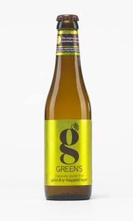 Green's Lager Dry Hopped