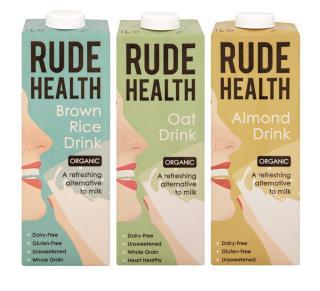 Rude Health Brown Rice Drink