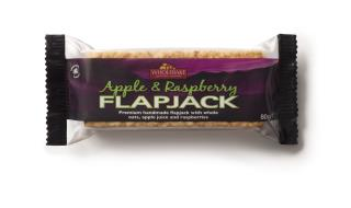 Brynmor Flapjack – Apple & Raspberry 80g