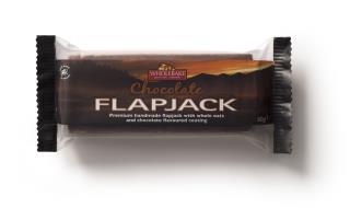 Brynmor Flapjack – Chocolate 80g