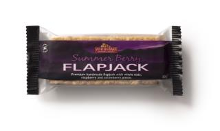 Brynmor Flapjack – Summer Berry 80g