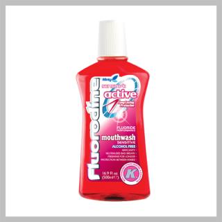 Fluorodine Ultra Sensitive Mouthwash