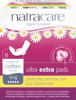 Natracare Ultra Extra Long with wings