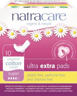 Natracare Ultra Extra Super with wings