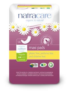 Natracare Ultra Extra Regular with wings