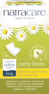 Natracare Individually wrapped Panty Liners (Normal and Long)