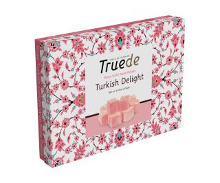 Turkish Delight with Rose Petals