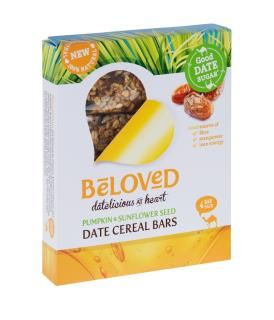 Beloved Pumpkin & Sunflower Seed Date Cereal Bars