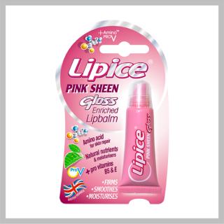 Lipice Pink Sheen
