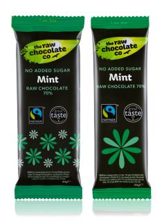 Chocolate Bar – Mint with Xylitol