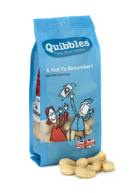 Quibbles, A Nut To Remember!