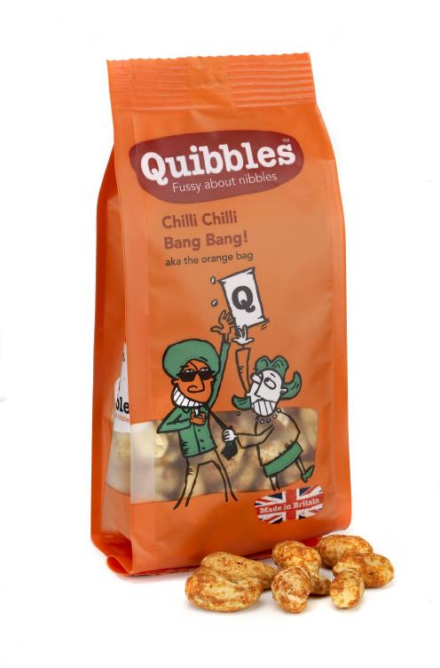 Quibbles, Chilli Chilli Bang Bang!