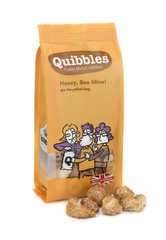 Quibbles, Honey, Bee Mine!