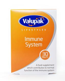 Valupak Immune Tablets