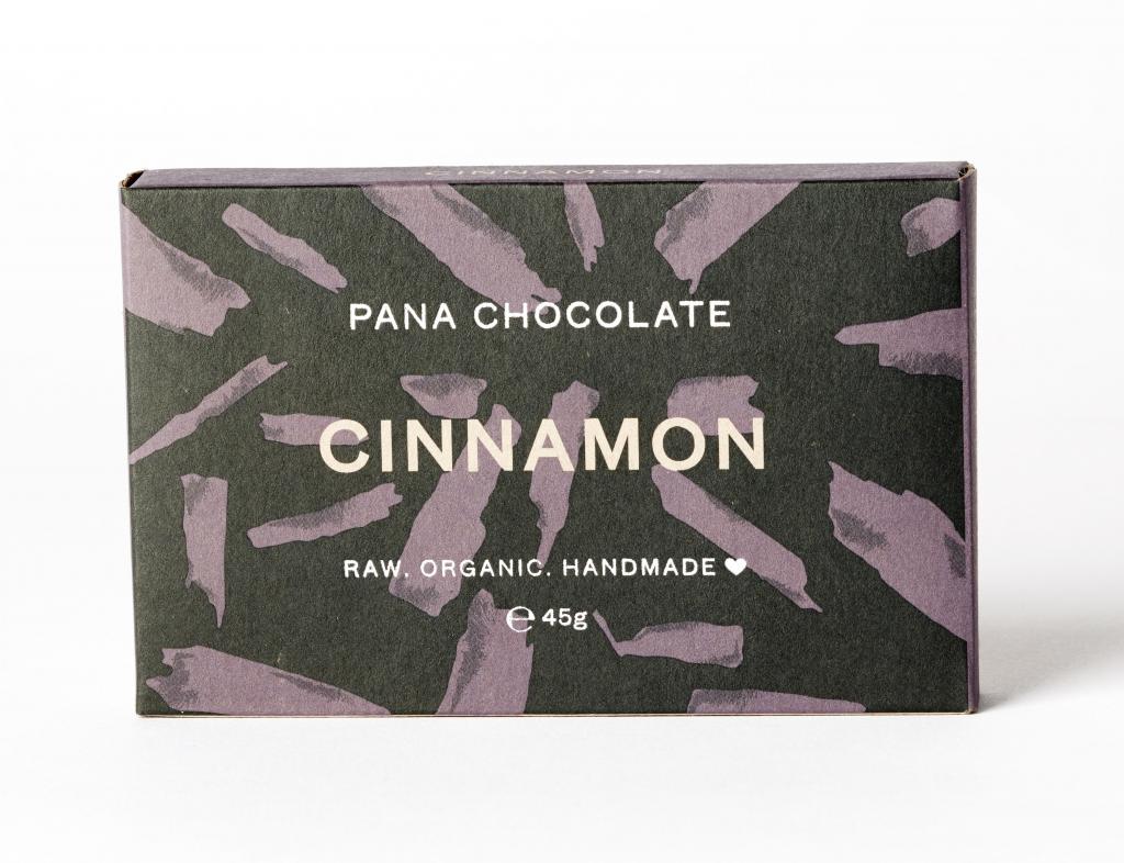 Pana Chocolate – Cinnamon