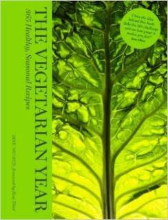 The Vegetarian Year by Jane Hughes