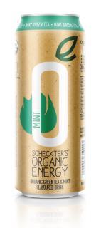 Scheckter's Organic Energy Green Tea & Mint