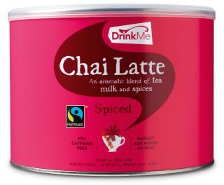 Fairtrade Spiced Chai Latte (250g, 1 kilo)