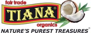 TIANA Fairtrade Organics Raw Active Cherry Blossom Honey (Enzyme Diastase Activity 39+)