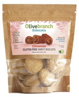Biskotakia – Gluten / Dairy Free Biscuits, Cinnamon