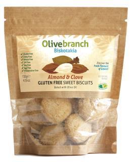 Biskotakia – Gluten / Dairy Free Biscuits, Almond
