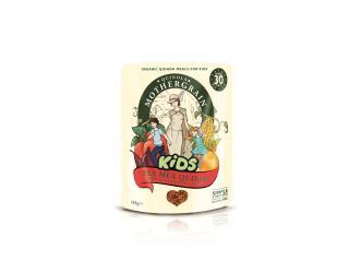 Quinola Mothergrain Kids Meal: Tex Mex Quinoa
