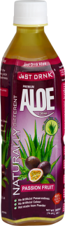 Just Drink Aloe Passion Fruit