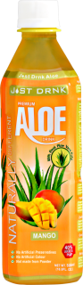 Just Drink Aloe Mango