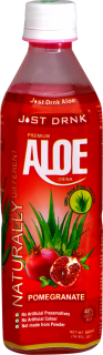 Just Drink Aloe Pomegranate