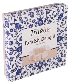 Light Rose Flavoured Turkish Delight