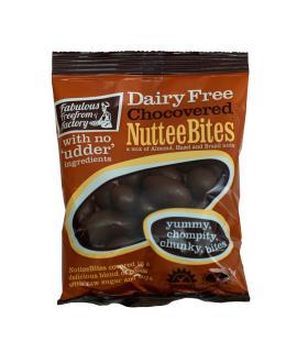 Dairy Free Chocoverd Nuttee Bites