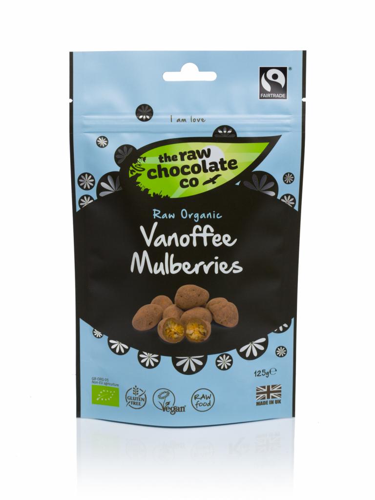 Organic Vanoffe Mulberries