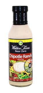 Walden Farms Chipotle ranch salad dressing