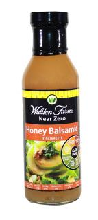 Walden Farms Honey balsamic salad dressing